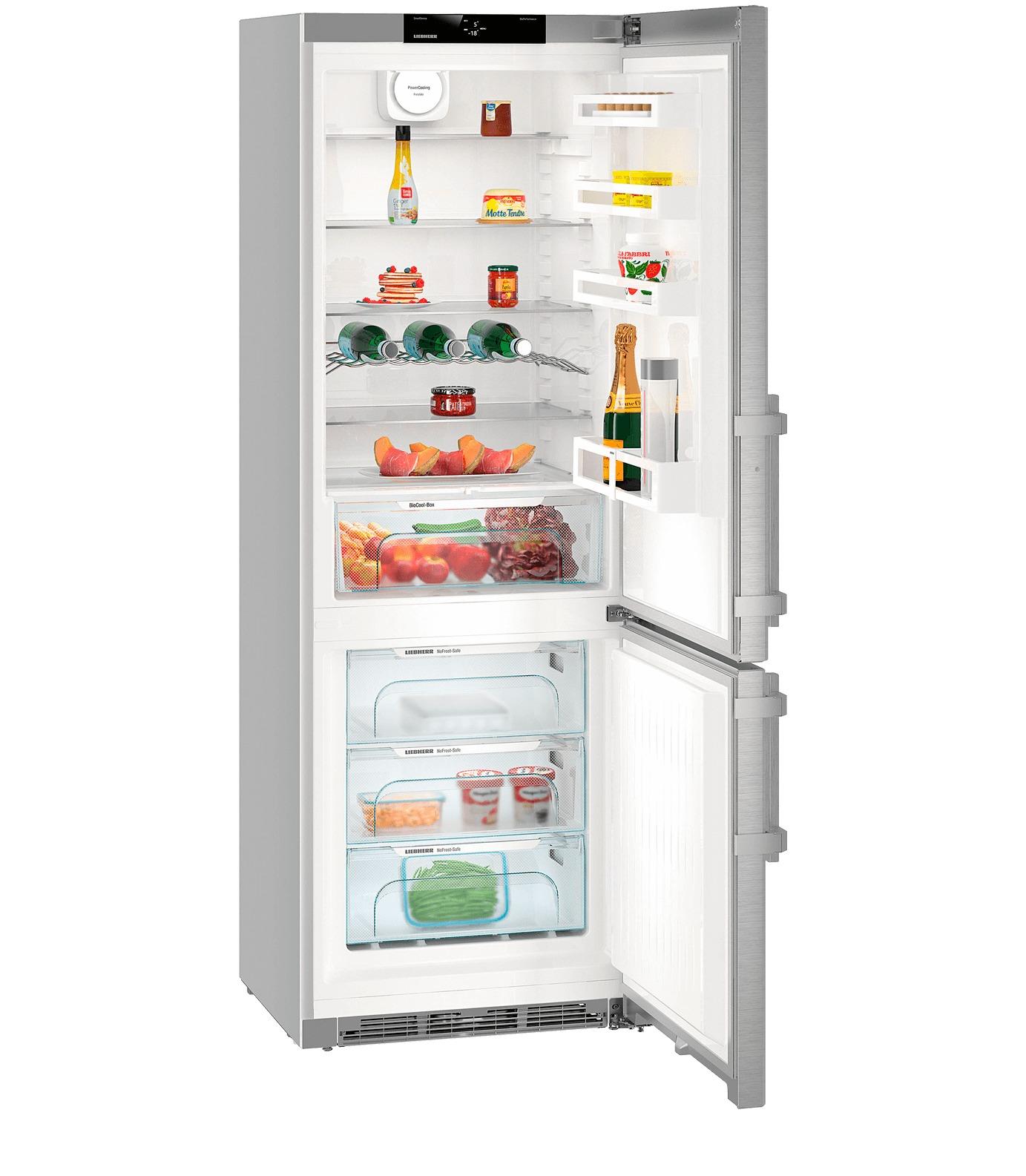 Liebherr CNef 5735-20 koelkast met vriesvak
