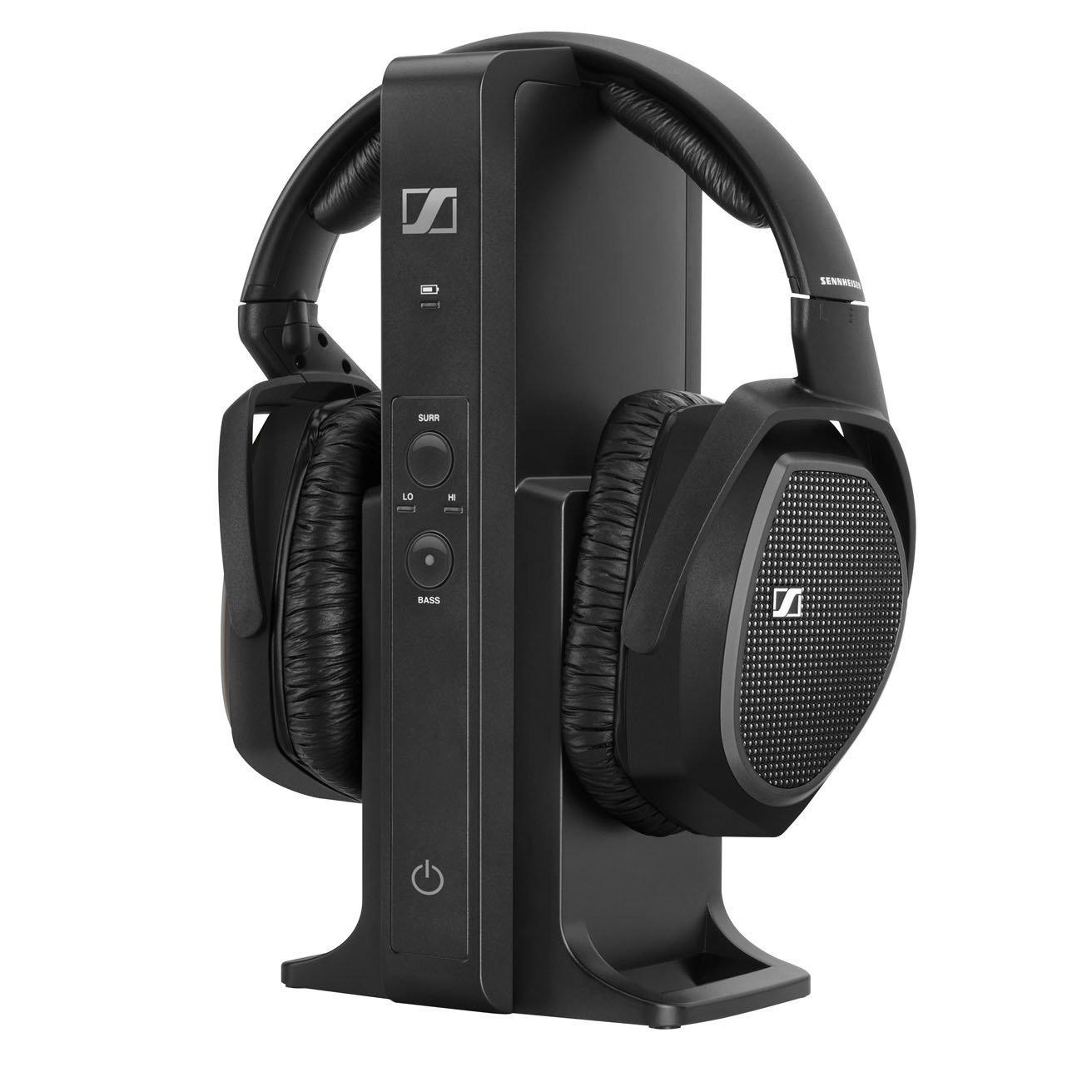Foto van Sennheiser RS 175-U Over-ear hoofdtelefoon