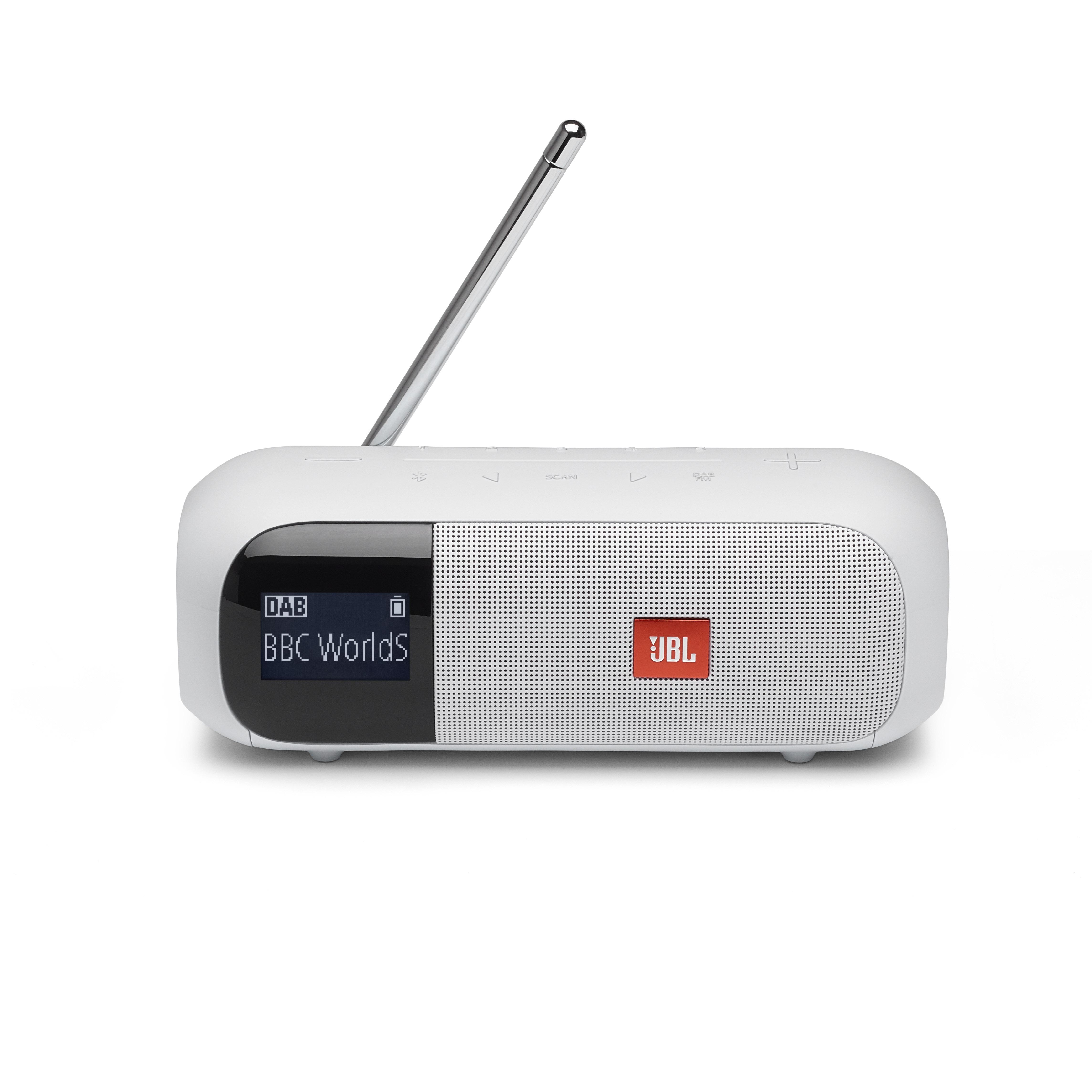 JBL Tuner 2 DAB radio Wit