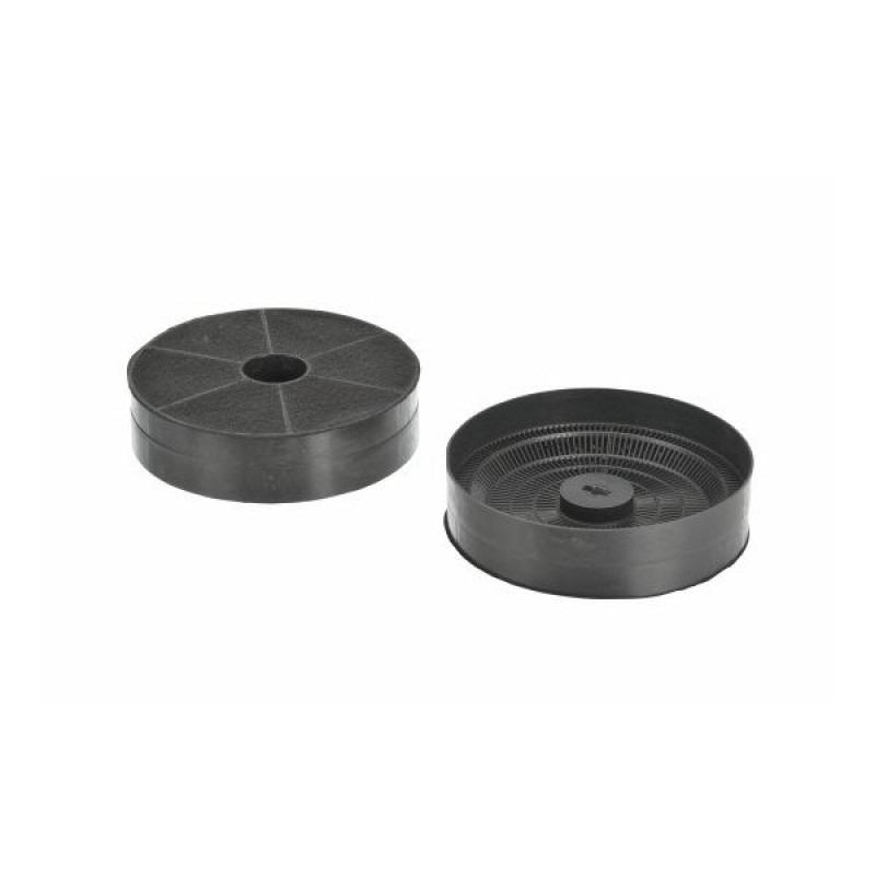 Korting Bosch Filter koolstof, rond 173mm, 2 stuks sod920090 koolstoffilter