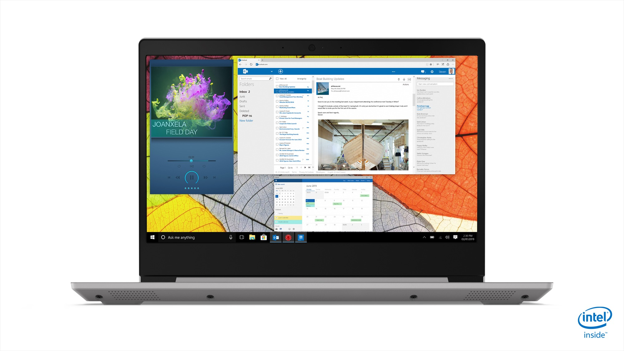 Korting Lenovo IdeaPad S145 14IIL 81W6006TMH laptop