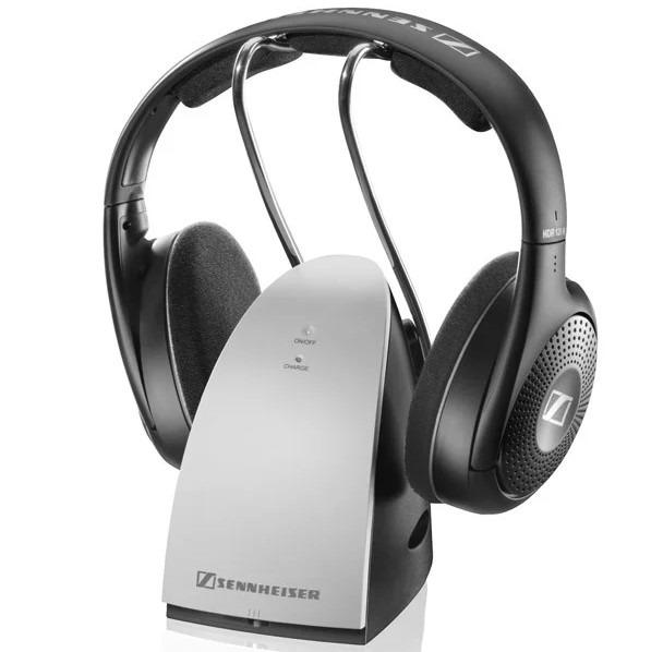 Foto van Sennheiser RS 120-8 EU On-ear hoofdtelefoon
