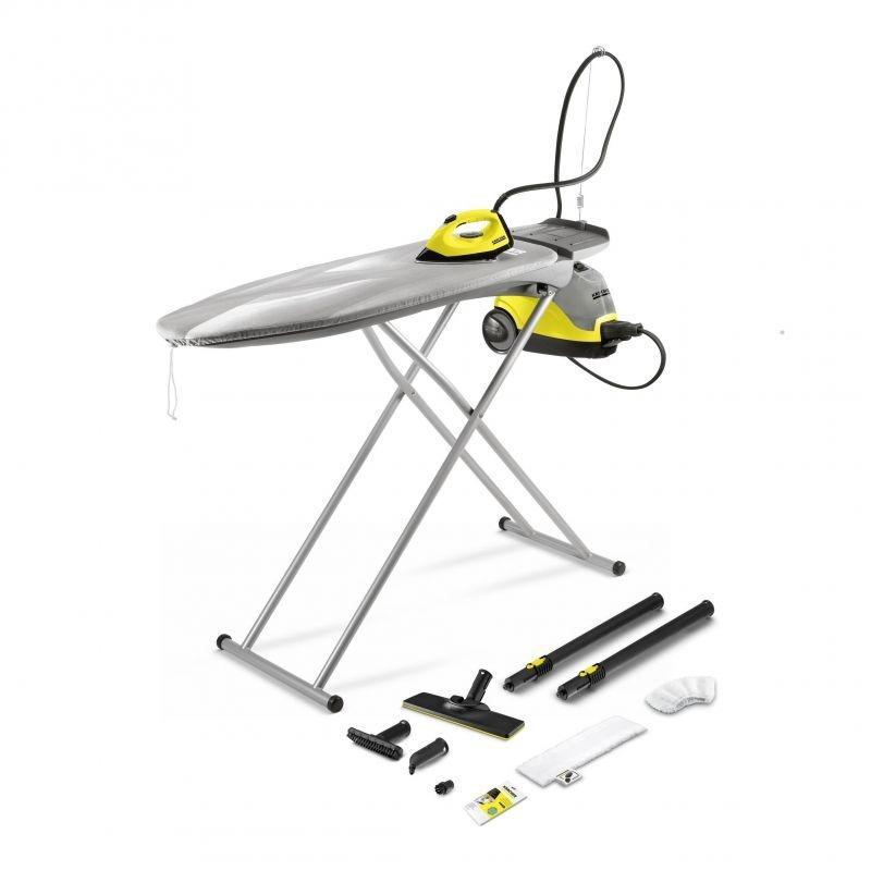 Karcher SI 4 EasyFix Iron (met strijkplank) stoomreiniger - Prijsvergelijk