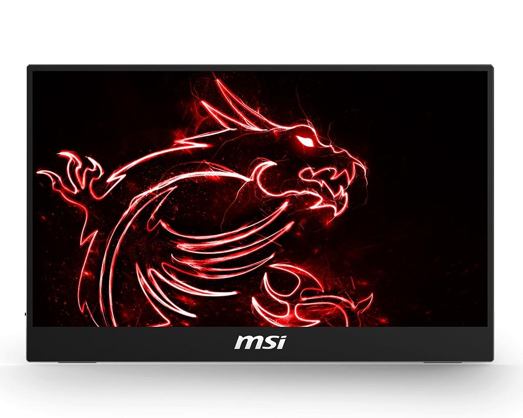 MSI Optix MAG161V Monitor