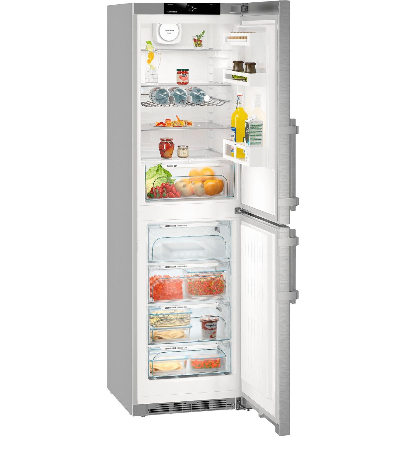 Liebherr CNef 4735-20 koelkast met vriesvak - Prijsvergelijk