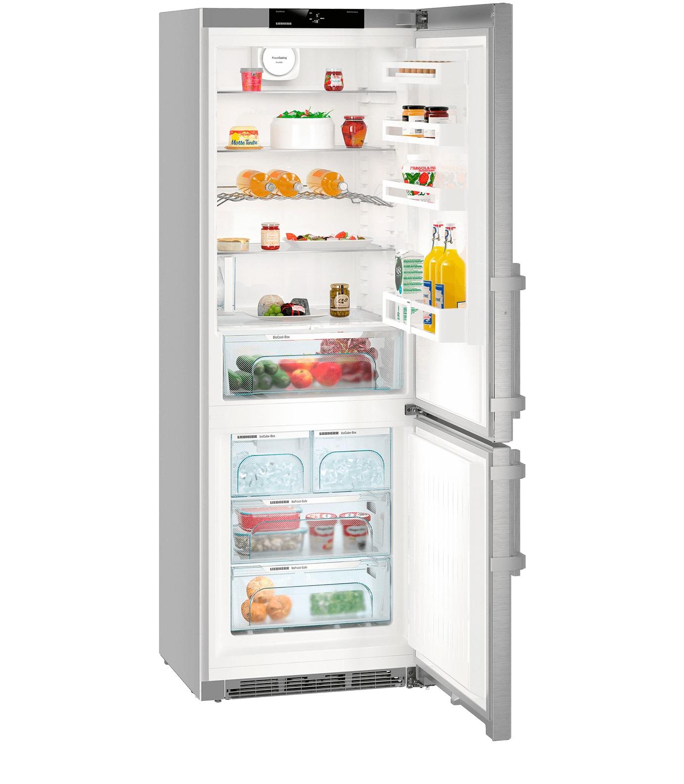 Op Home Media Centre is alles over witgoed te vinden: waaronder expert en specifiek Liebherr CNef 5745-20 koelkast met vriesvak