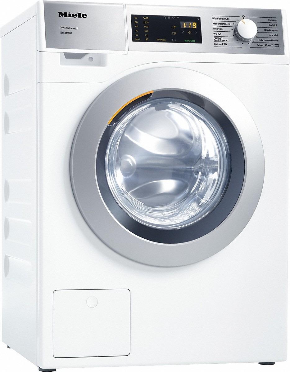 Miele PWM300 DP NL SmartBiz Wasmachine Wit