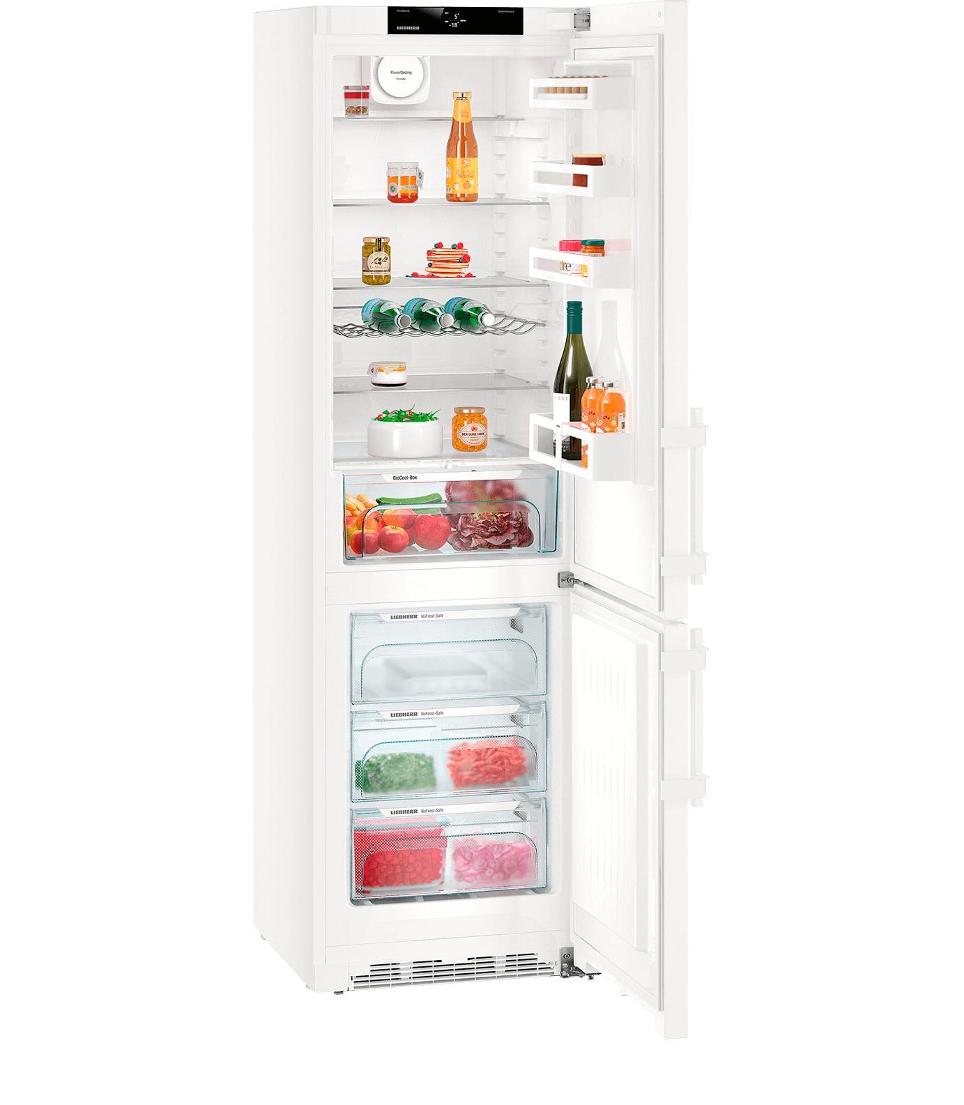 Liebherr CN 4835-20 koelkast met vriesvak - Prijsvergelijk