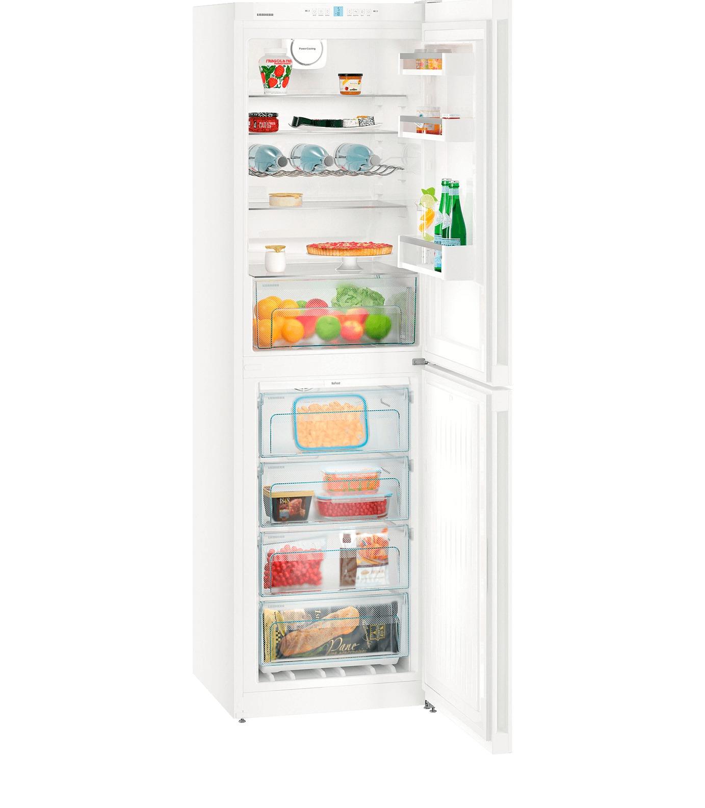 Liebherr CN 4713-22 koelkast met vriesvak - Prijsvergelijk