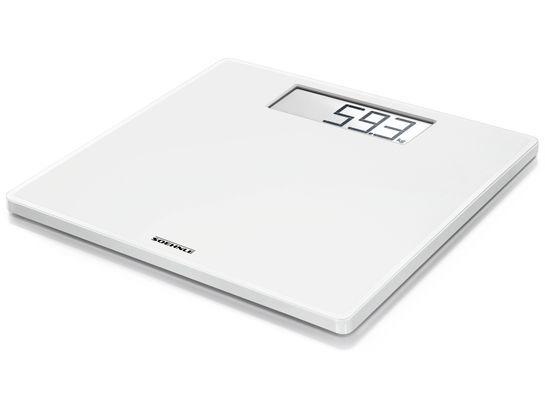 Soehnle Sense Safe 100 Electronic personal scale Vierkant Wit