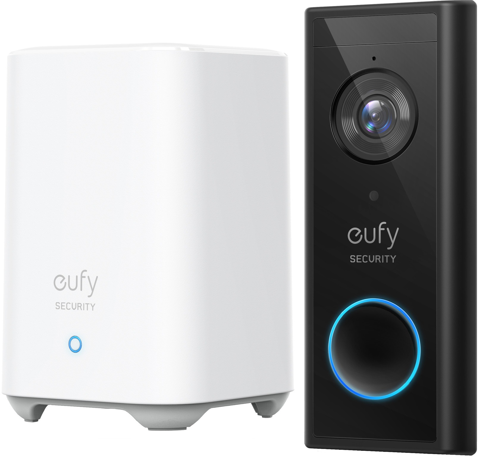Dagaanbieding - Anker slimme deurbel Eufy Video Deurbel 2K + Basisstation dagelijkse koopjes