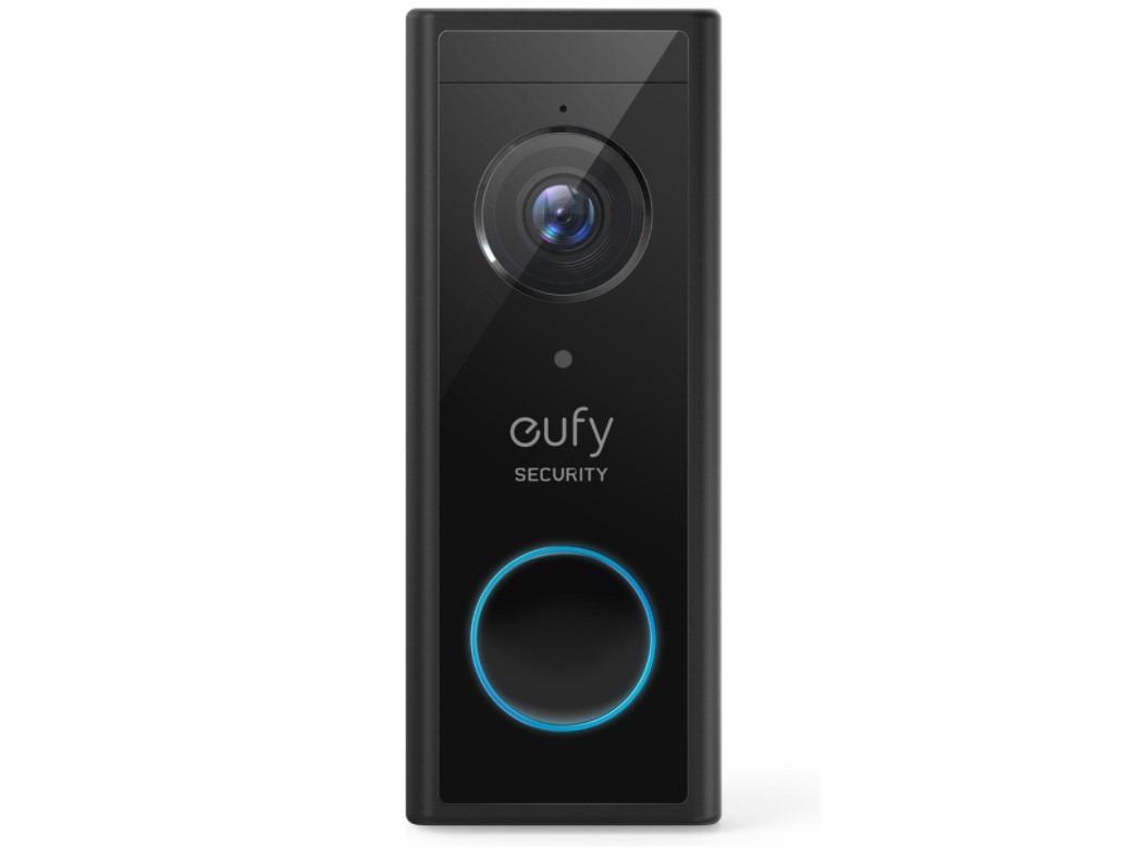 Anker Eufy Video Deurbel 2K (Uitbreiding) Slimme deurbel