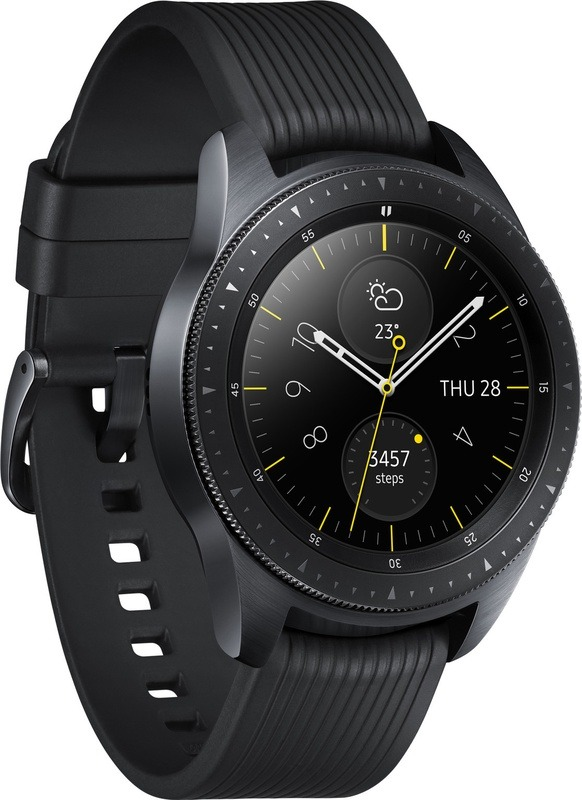 Korting Samsung Galaxy Watch 42mm smartwatch