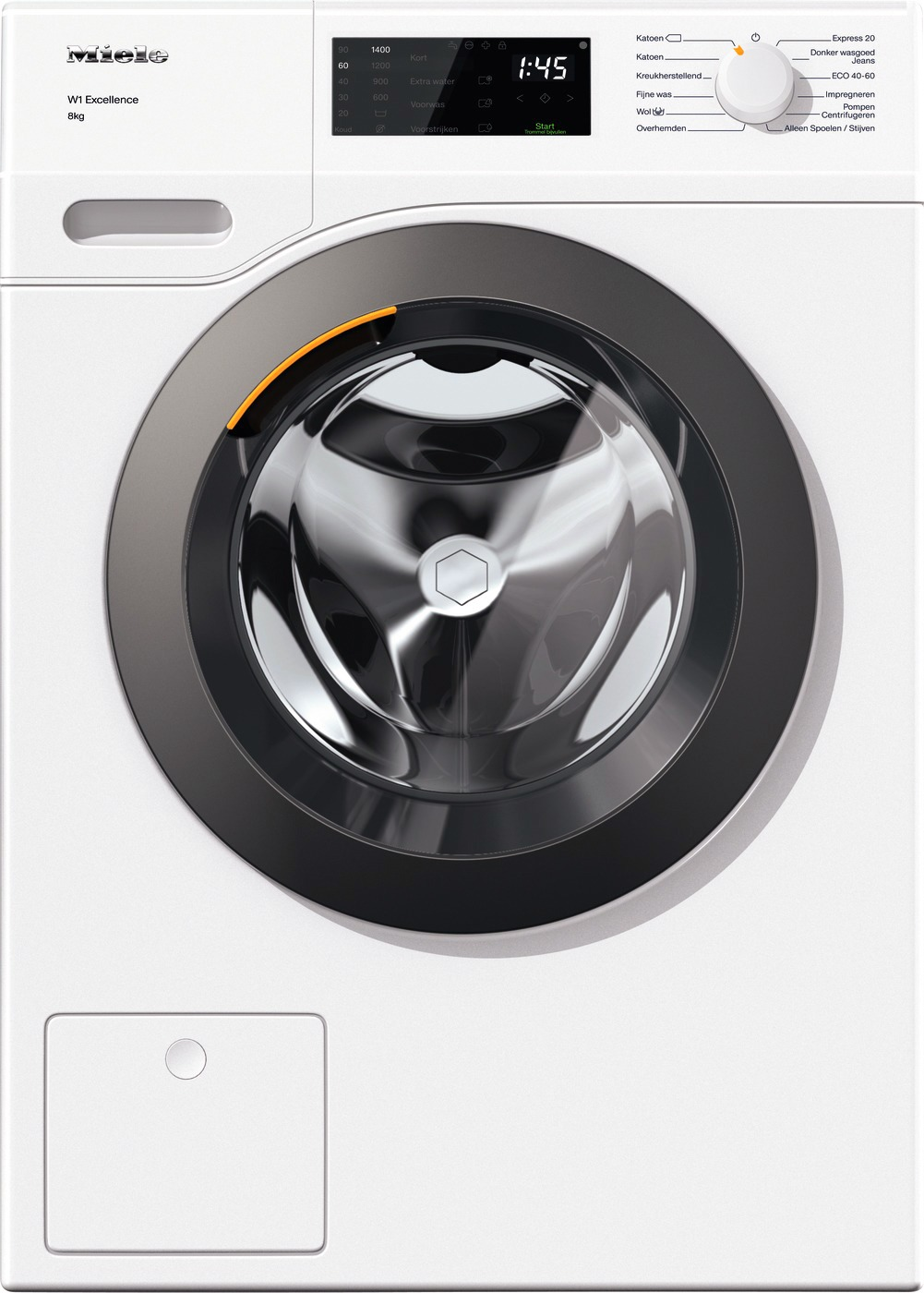 Miele WED 135 WPS Wasmachine