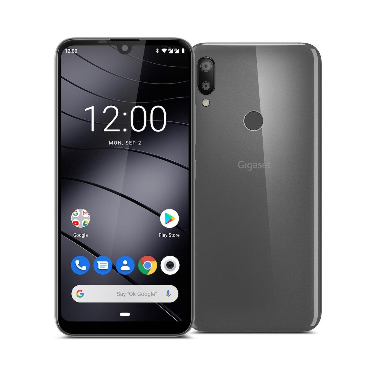 Gigaset smartphone GS190 32GB grijs