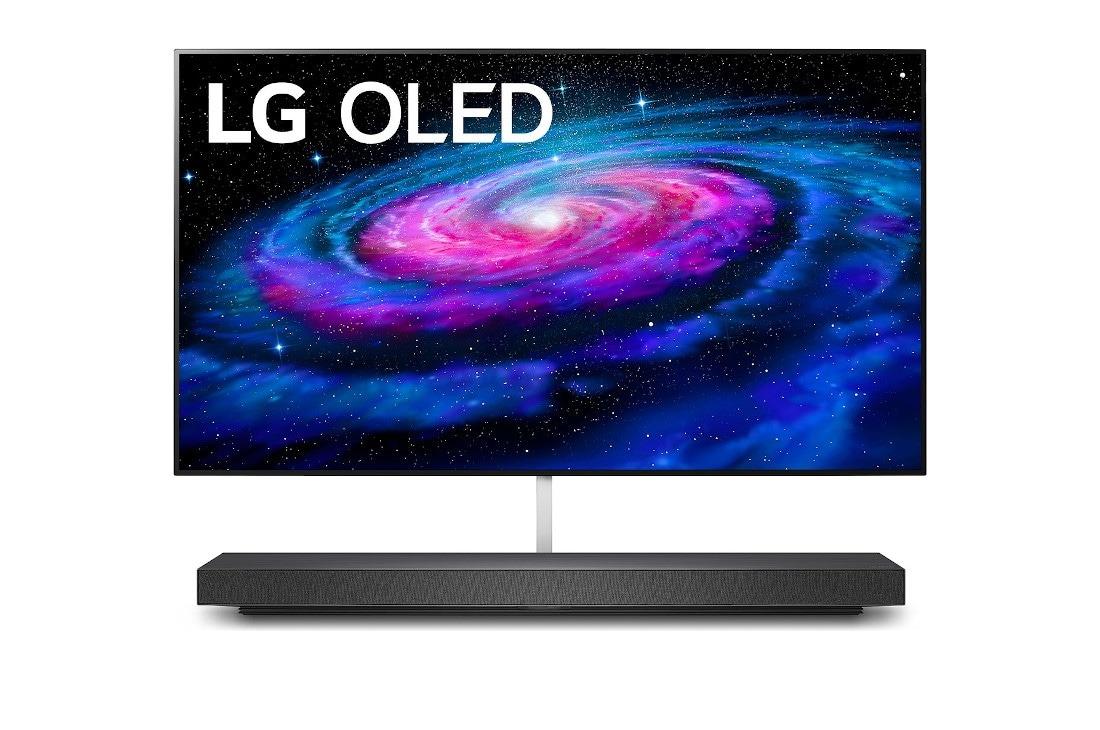Foto van LG OLED65WX9LA 65 inch OLED TV