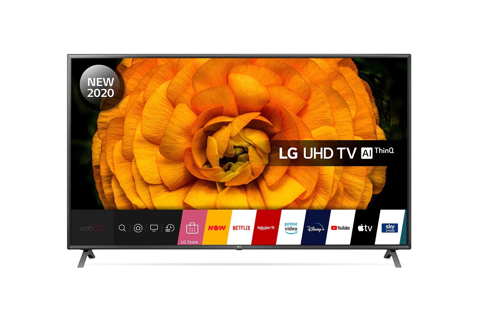 Foto van LG 75UN85006LA 75 inch UHD TV