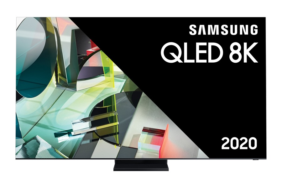 Foto van Samsung QE85Q950TSL 85 inch QLED TV
