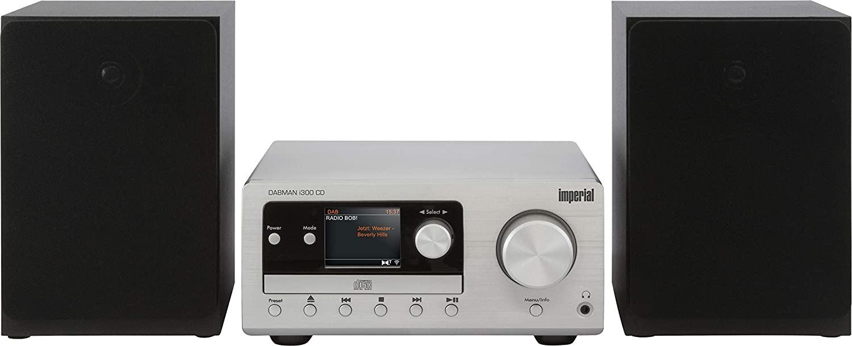Foto van Imperial Dabman i300 CD Stereo set