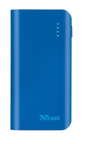 Trust Primo PowerBank 4400 Portable Charger Blue
