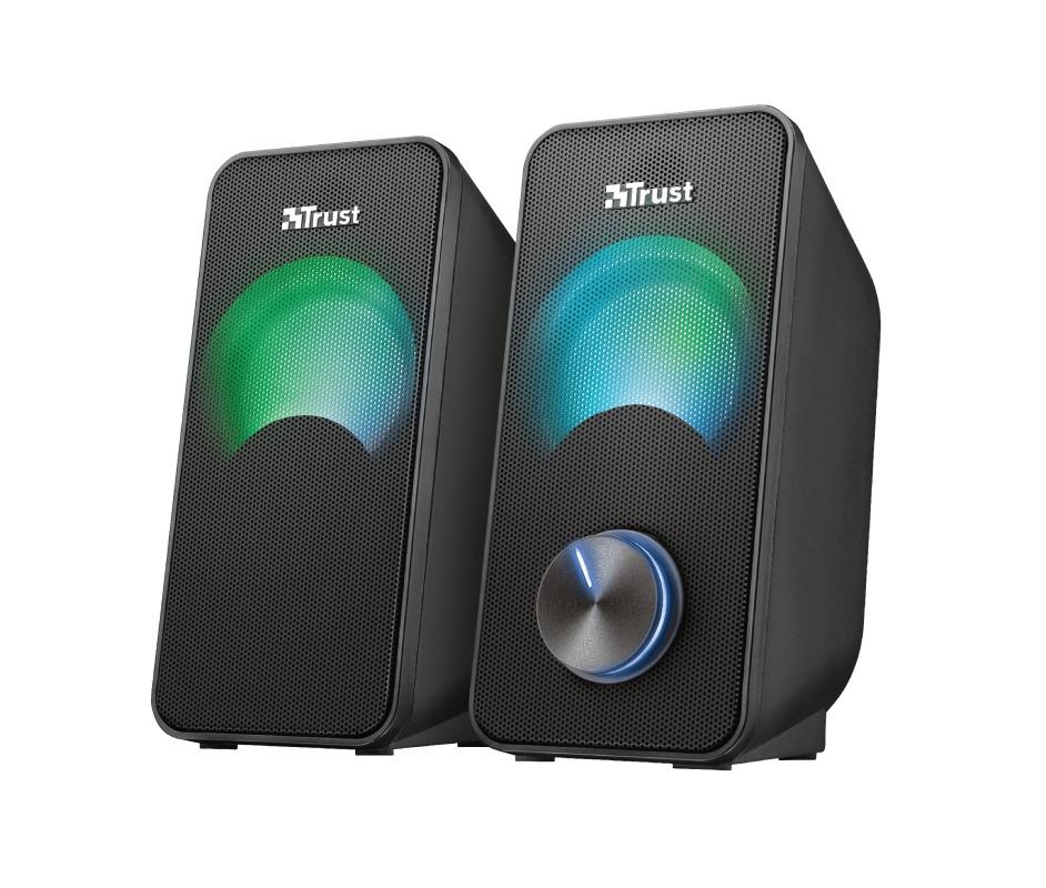 Korting Trust ARYS COMPACT 2.0 SPEAKER RGB pc speaker
