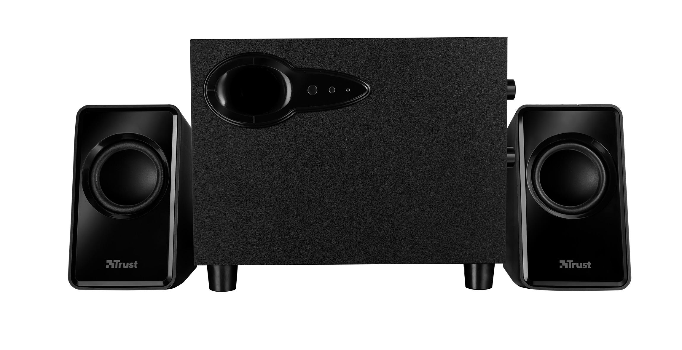 Op HardwareComponenten.nl is alles over beeld | geluid te vinden: waaronder expert en specifiek Trust AVORA 2.1 SPEAKER PC speaker Zwart