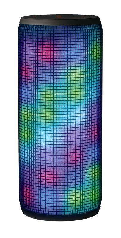 Trust Dixxo Wireless Bluetooth Speaker - grey PC speaker