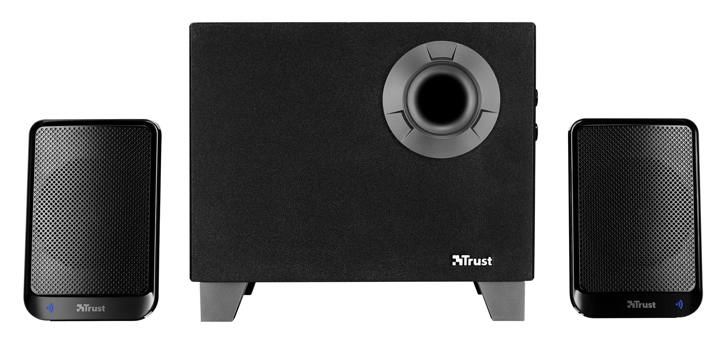Trust EVON 2.1 SPEAKER BLUETOOTH PC speaker
