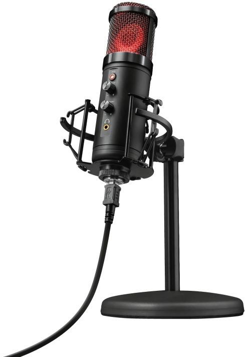 Foto van Trust GXT 256 Exxo Streaming Microfoon - Gaming Microfoon