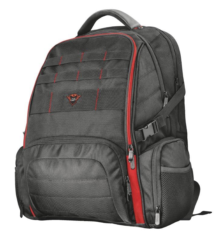 Op Perfect LCD is alles over computer te vinden: waaronder expert en specifiek Trust GXT 1250 Hunter Rugzak - Gaming Backpack Laptop tas