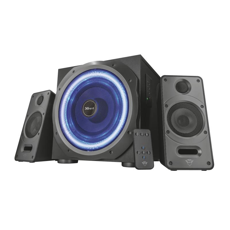 Foto van Trust GXT 688 Torro 2.1 Speaker Set - Gaming PC speaker