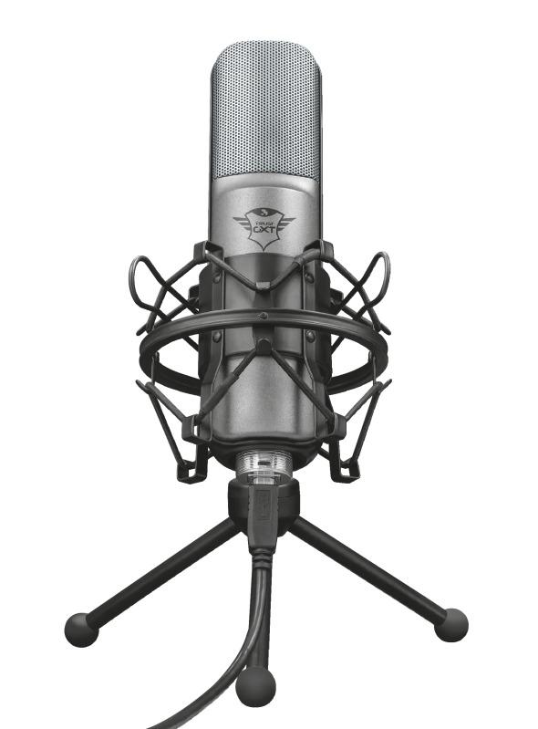 Foto van Trust GXT 242 Lance Microfoon - Gaming & Streamen Microfoon