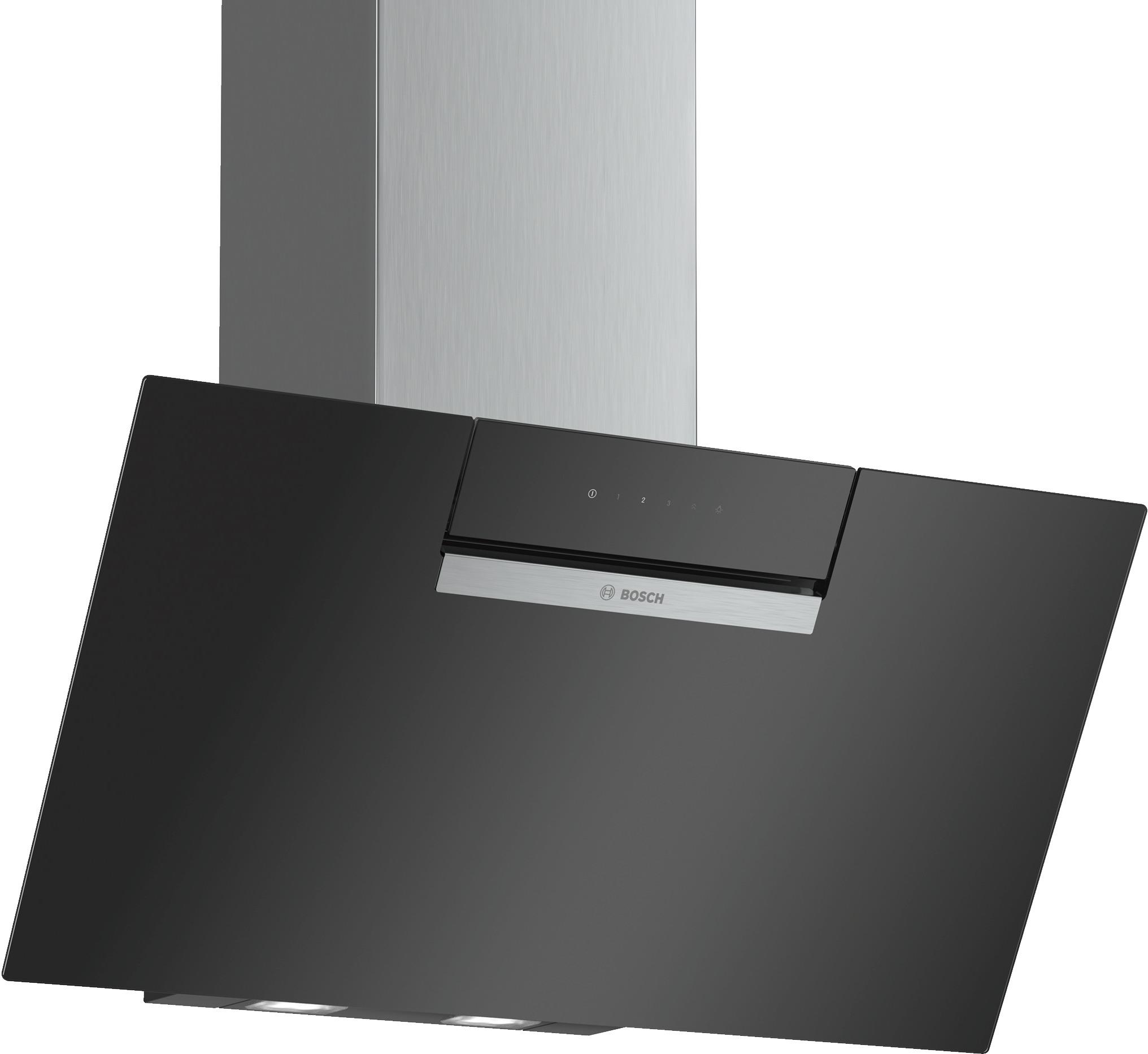Bosch DWK87EM60 Schouwkap Zwart