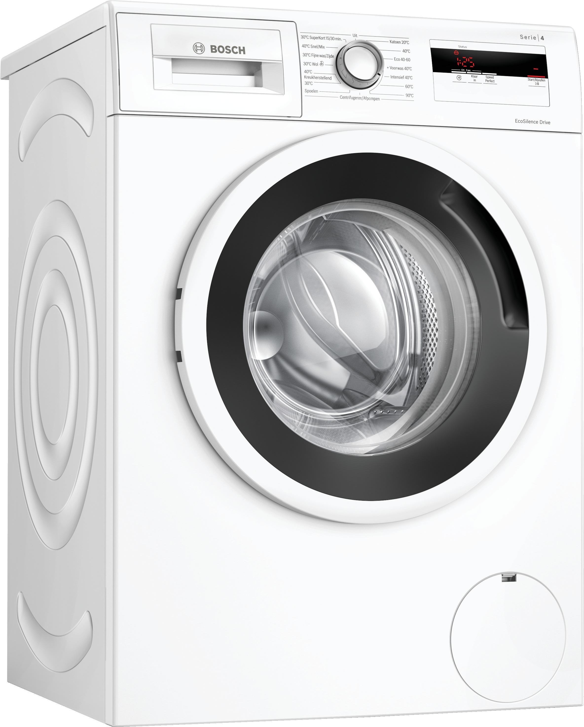 Bosch WAN28005NL Wasmachine Wit