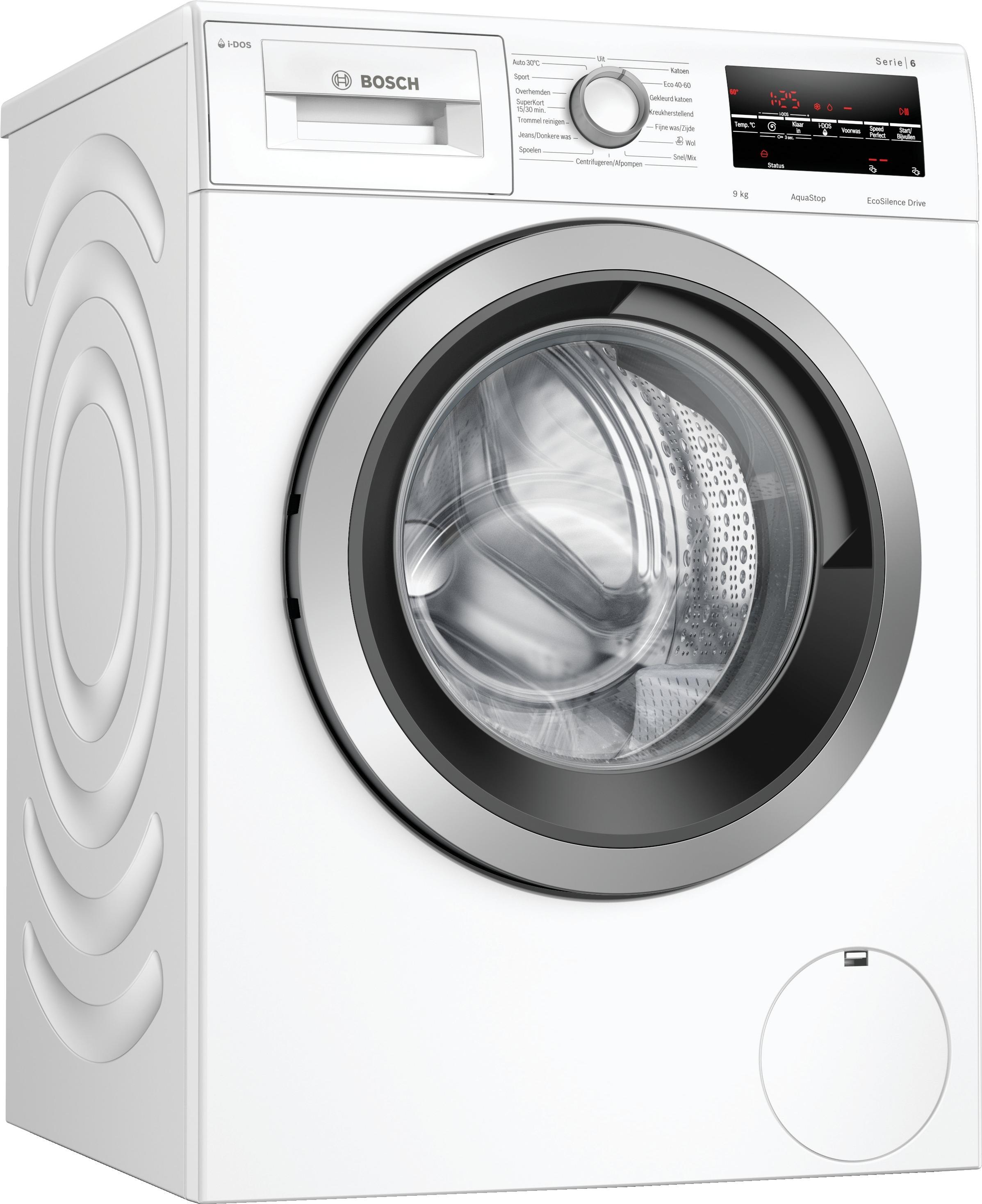 Bosch WAU28S70NL iDos Wasmachine Wit
