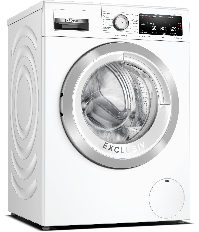 Bosch WAVH8M90NL Wasmachine Wit