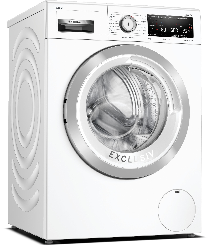 Bosch WAXH2K90NL iDos Wasmachine Wit