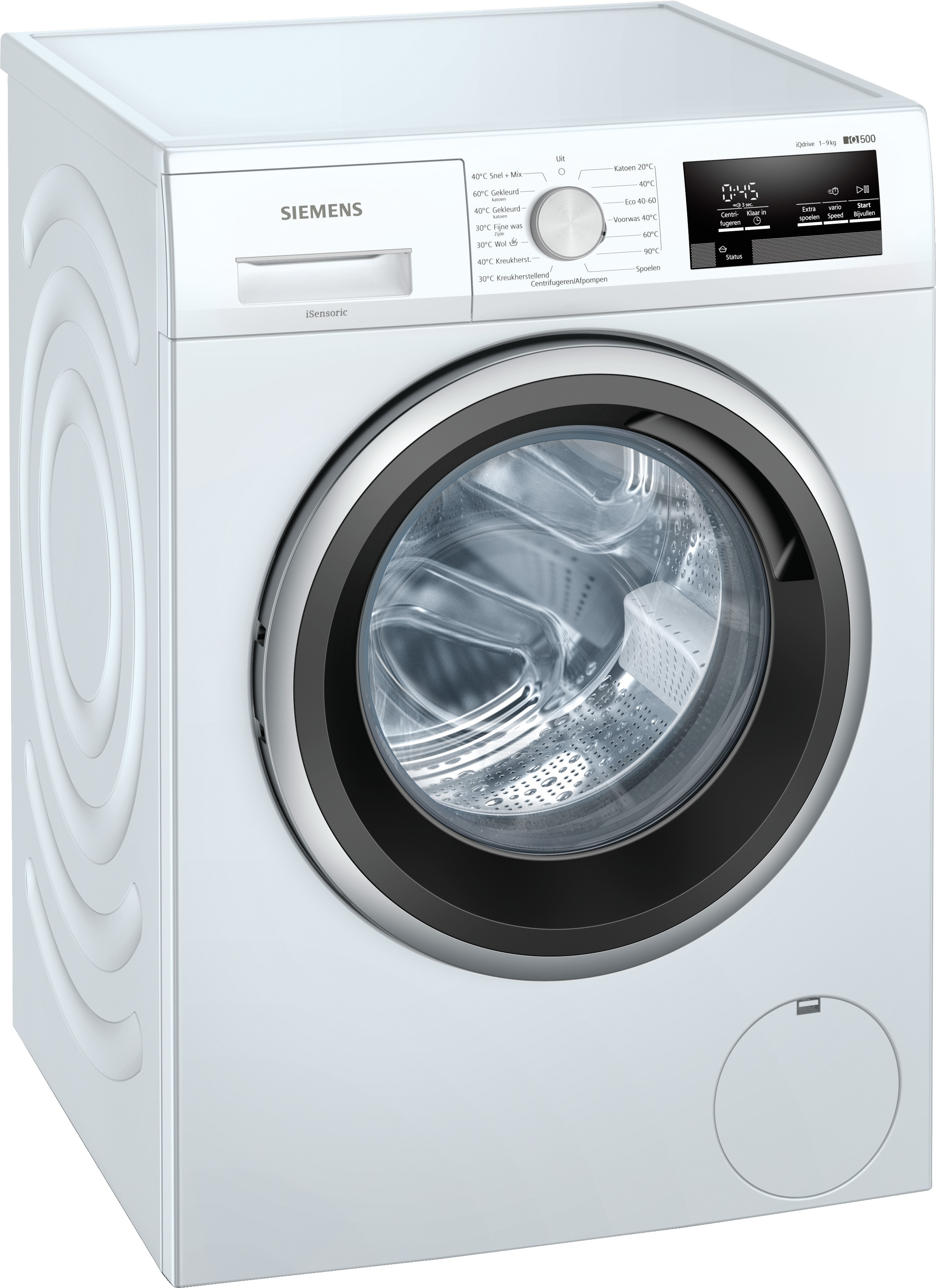 Siemens WM14UU00NL wasmachine - Prijsvergelijk