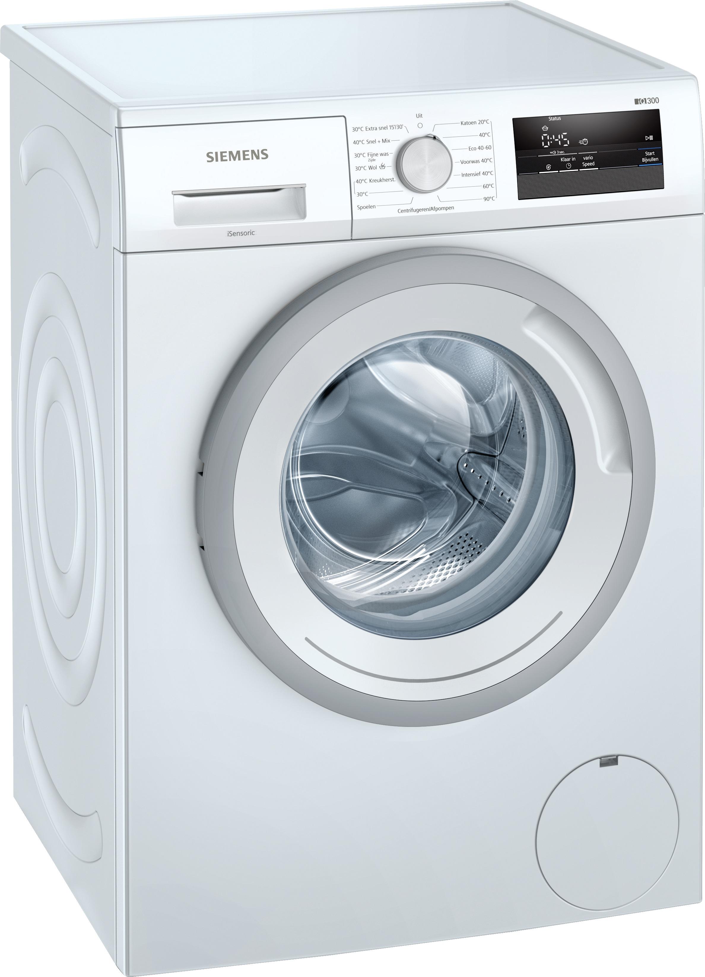 Siemens WM14N005NL wasmachine