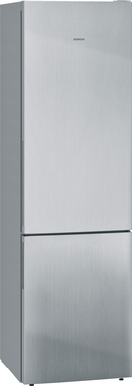 Siemens KG39EALCA Koelkast met vriesvak Aluminium