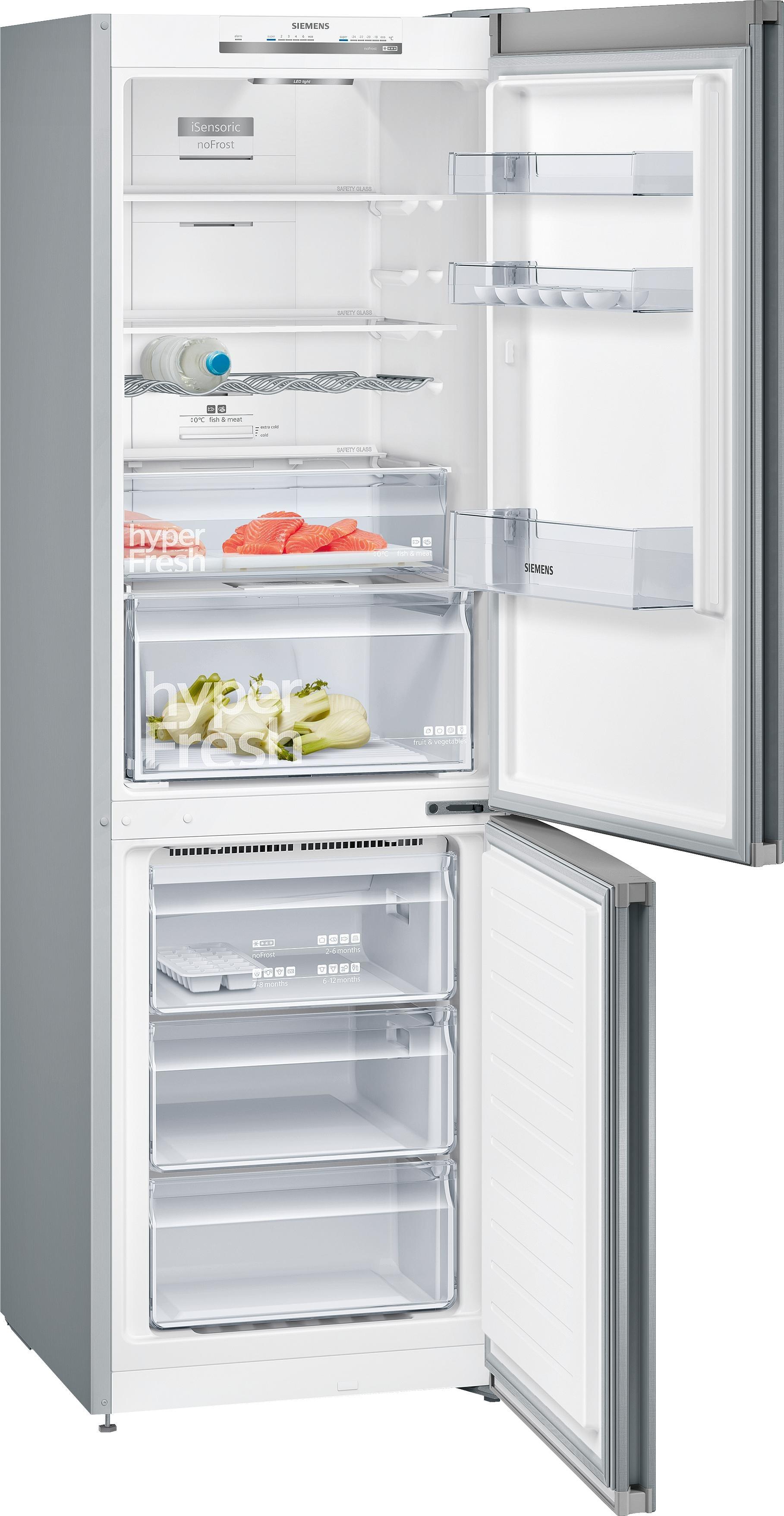 Siemens KG36NVIEB koelkast met vriesvak