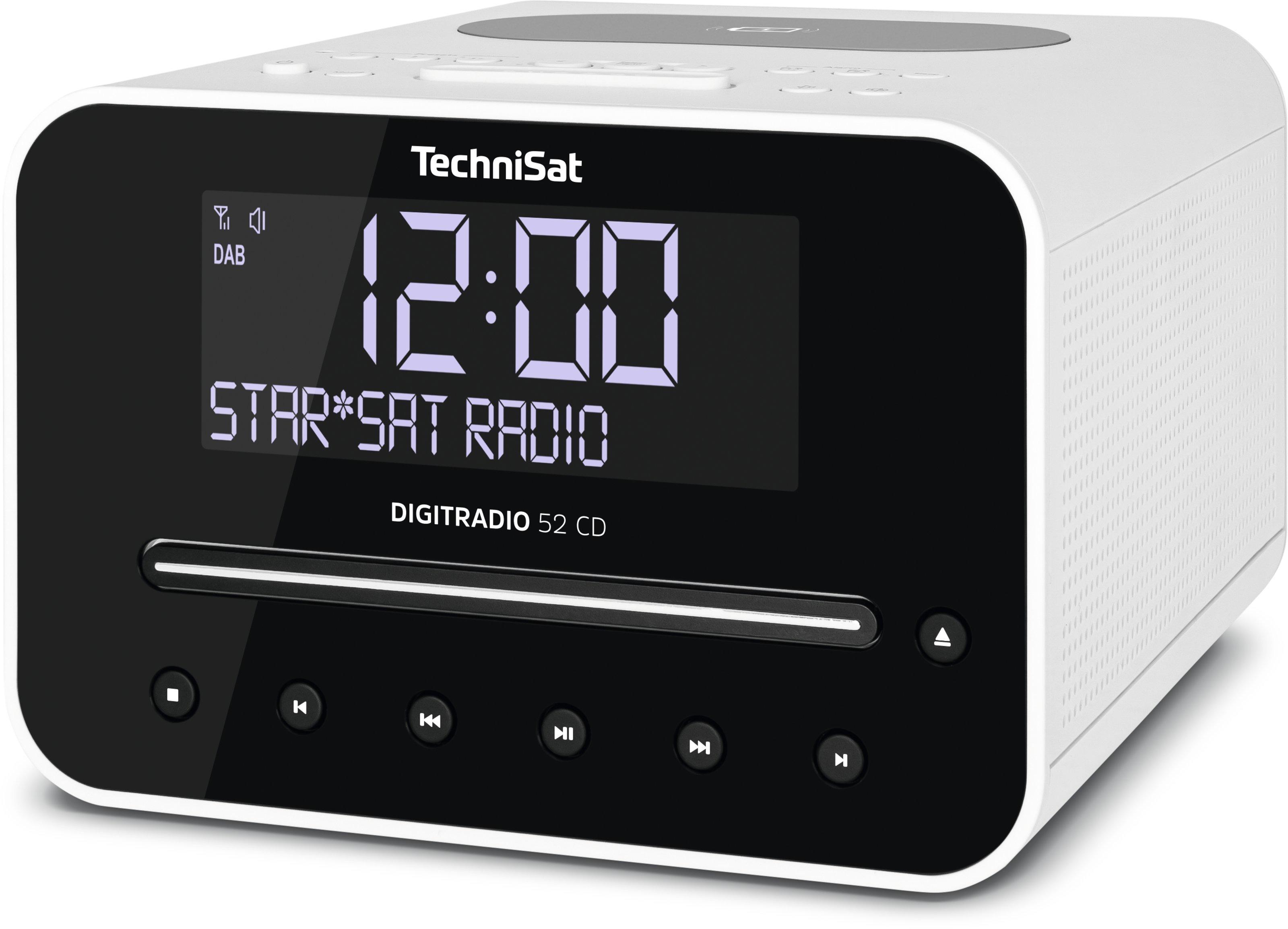 Foto van TechniSat Digitradio 52cd DAB radio