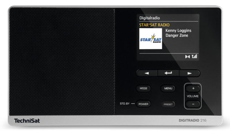 Foto van TechniSat Digitradio 216 Exclusief DAB radio
