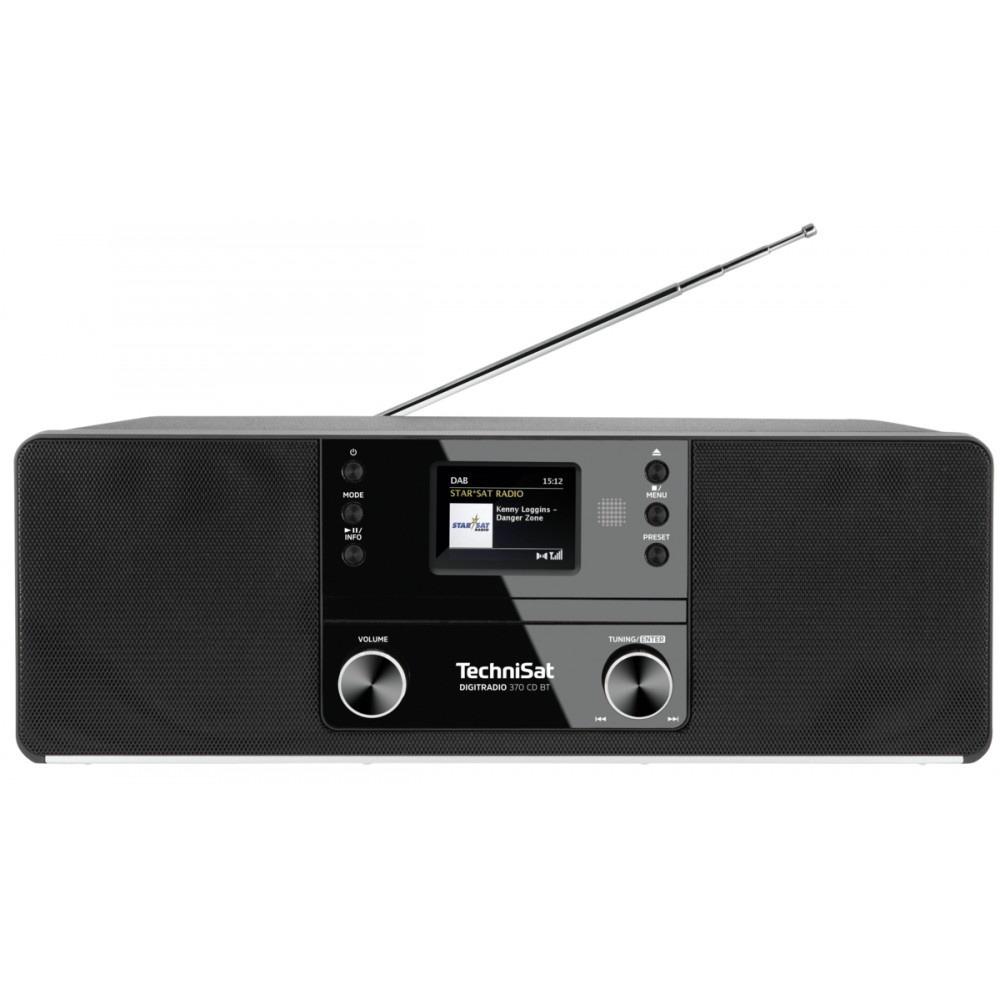 Foto van TechniSat Digitradio 370 CD BT DAB radio