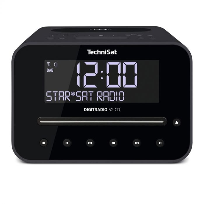 Korting TechniSat Digitradio 52cd dab radio