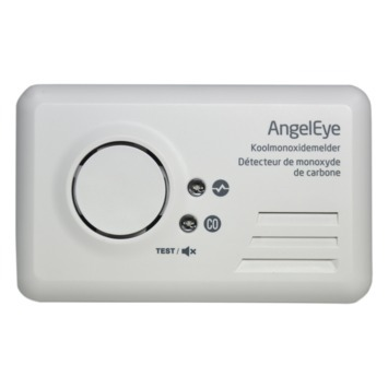 Angel Eye Koolmonoxide melder lithium batterij Brandbeveiliging