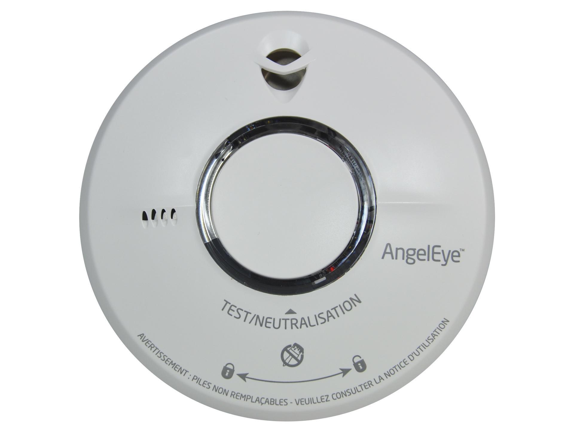 Angel Eye Optische rookmelder Brandbeveiliging
