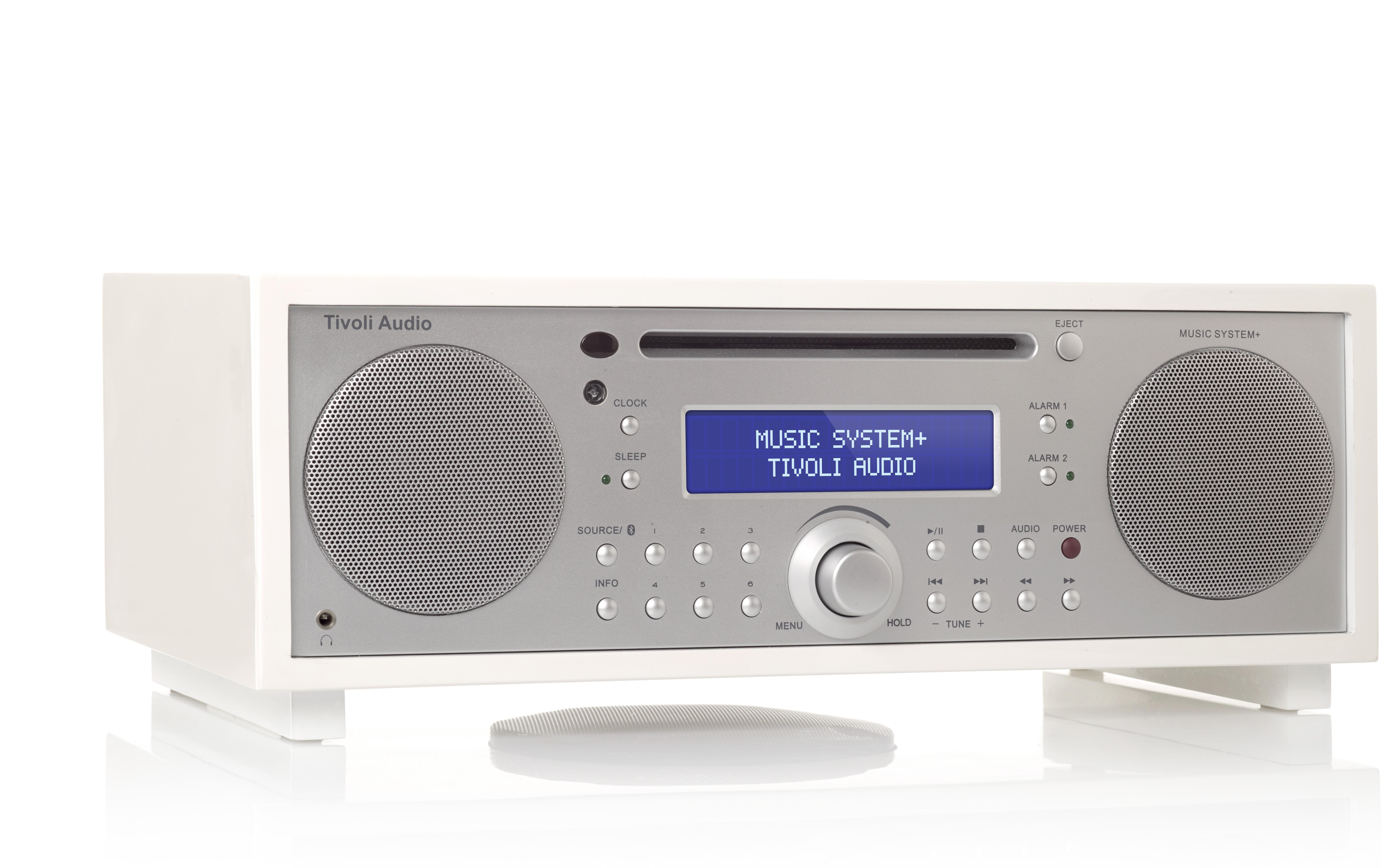 Foto van Tivoli MUSIC SYSTEM PLUS DAB radio