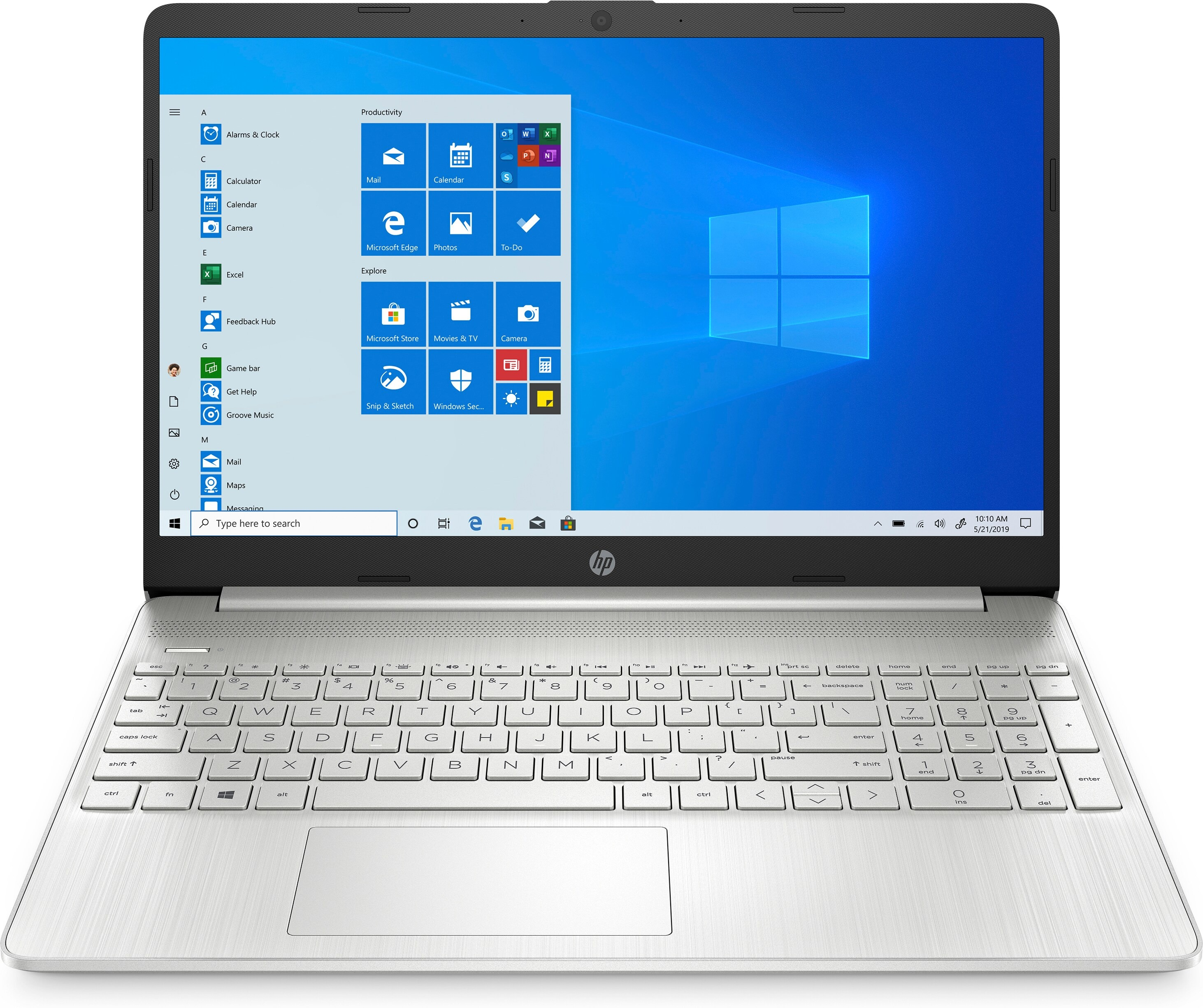 Korting HP 15s eq0021nd laptop
