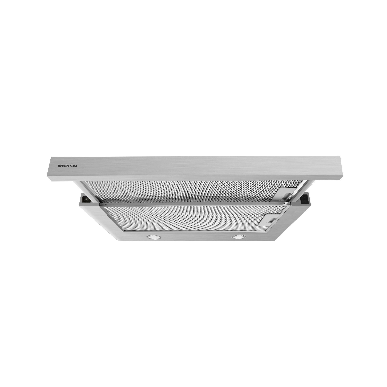 Inventum AKV6004RVS Afzuigkap vlakscherm Aluminium